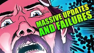 Massive Updates And Failures - This Week in Gaming   FPS News
