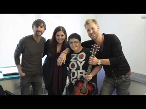 "ACM Lifting Lives My Cause: Lady Antebellum - LadyAIDâ""¢"