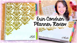 Erin Condren Life Planner 2015 | Unboxing & Review