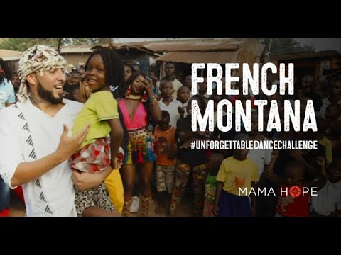 "French Montana Feat. Swae Lee ""Unforgettable"" Dance Video (Uganda, Africa)"