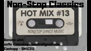 Bad Boy Bill Hot #Mix 13 #Mixtape #wbmx #B96 #Chicago #Housemix #techno #rave #1990s