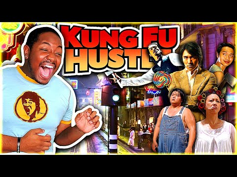 Download Lagu KUNG FU HUSTLE (2004) Movie Reaction *FIRST TIME WATCHING* | THINK I FOUND MY NEW FAVORITE COMEDY!