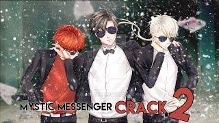Mystic Messenger CRACK 2! [MISTAKE EDITION]