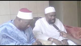 Cheick Aboubacar Sana:vivons ensemble dans la paix