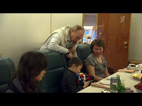 Путин Сделал Неожиданный Подарок Семье Погибшего Солдата. 2014