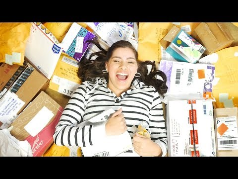 This is INSANE. (unboxing your squishies #2 Pt. 1)