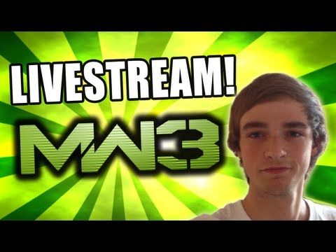 Modern Warfare 3 - LIVESTREAM w/ Ali-A ! - (Video Coverage Post-Livestream)
