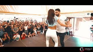 Bachata Style Marco Y Sara /ELIGE - Kewin Cosmos & Jay Ramirez / Clases De Bachata 2019 , Rumania