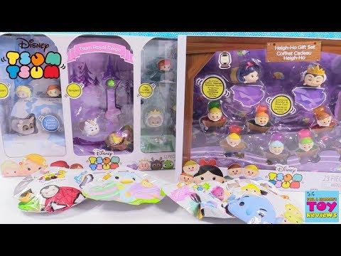 Disney Tsum Tsum Royal Reign Heigh Ho Gift Packs Blind