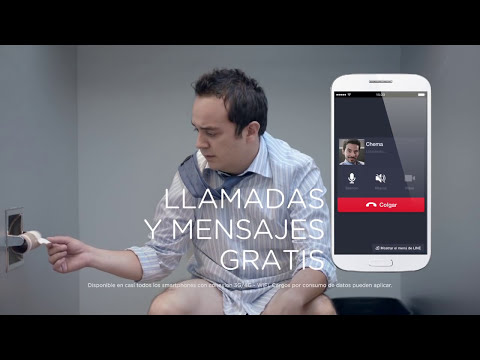 [LINE Comercial México] TOILET PAPER (PAPEL DE BAÑO)_LLAMADAS GRATIS