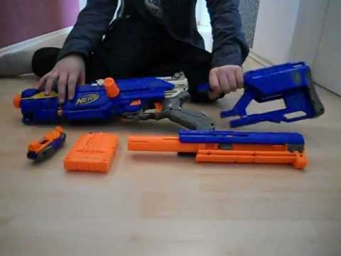 Deutsch Nerf Review Longstrike CS-6