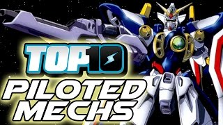 Top 10 Piloted Mechs