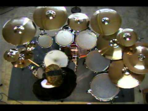 Drums - Bastille Day - Rush - Cover
