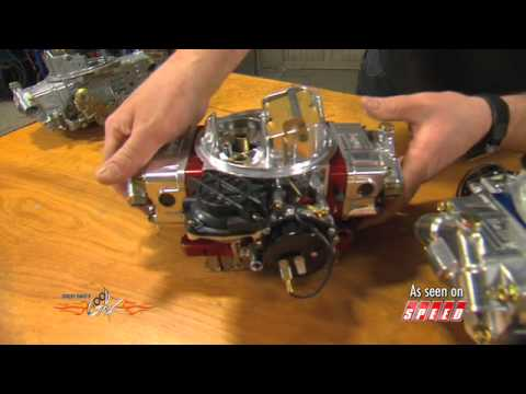 Holley Ultra Street Avenger Carburetor
