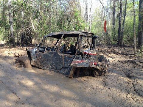 Worst Stucks of the 2015 Mud Nationals