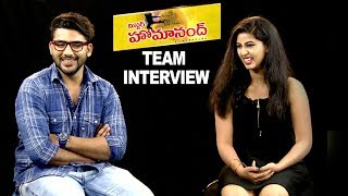 Mr. Homanand Movie Team Exclusive Chit Chat | Ram Kumar | 2018 Latest Telugu Movie