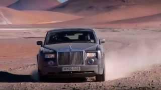Rolls Royce Phantom Off Road High Speed Commercial Carjam TV HD 2013