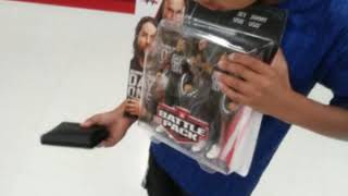 Jey uso and Jimmy uso toy review by Jaydan