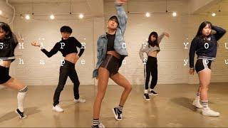 Ed Sheeran - Shape of you ( Cover by J.Fla )   REA SIM Choreography   ONE LOVE DANCE STUDIO
