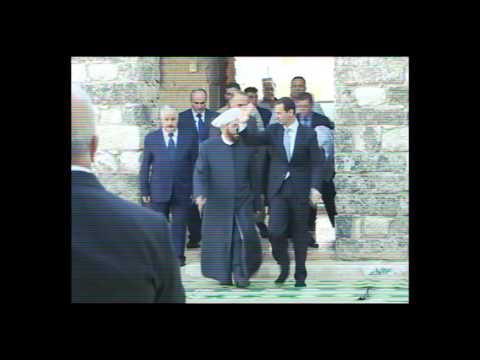 ASSADWAVE - ALLAH, SOURIA, BASHAR OU BAS!