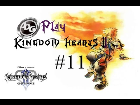 All Aboard The Roxas/Namine Ship - Kingdom Hearts 2 final mix #11