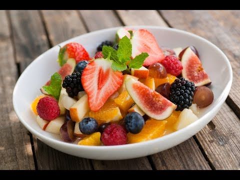 How To Make Fruit Salad