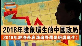 夏业良:险象环生的2018年中国政局 2019年经济是哀鸿遍野还是绝处逢生?