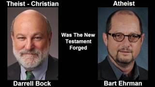 Video: Was the New Testament forged? - Bart Ehrman vs Darrell Bock