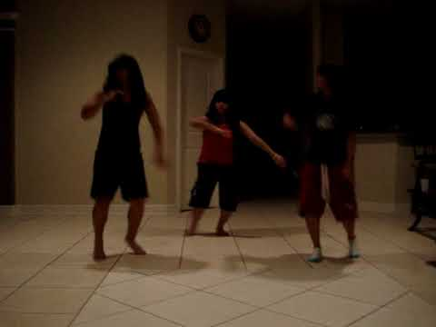 Kim, Alexis, and Anne Dance Video