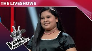 Sneha Shankar Performs On Dil Dhadakne Ka Sabab Yaad Aaya   The Voice India Kids   Episode 17