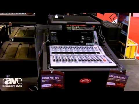 InfoComm 2015: SKB Highlights 1SKB-RE-TF1 Rack Ears for Yamaha TF1
