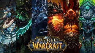 LIVE - World of Warcraft - Leveling, Dungi i Lore ;)