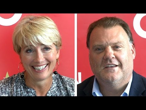 Sweeney Todd Emma Thompson & Bryn Terfel Interview