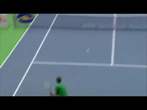 Dimitrov matchpoint