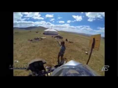 Angoli 10/10/2013: In moto Italia Mongolia/Cartilagine di squalo Music Videos