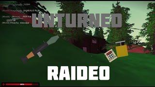 Unturned raideo epico!!//Super loot!//con CaballeroEterno