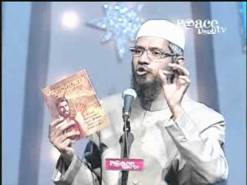 Media Aur Islam Jung Ya Amn Dr.zakir Naik 07 (urdu Bayan) video