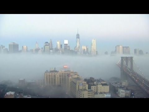 Where Did the NYC Skyline Go? You Have to See This