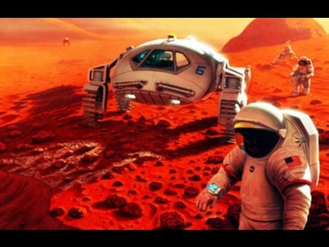 Manned Mars Mission Planned For 2018 HQ