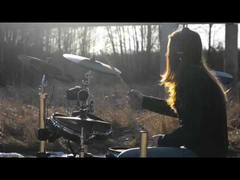 Alan weker drums faded
