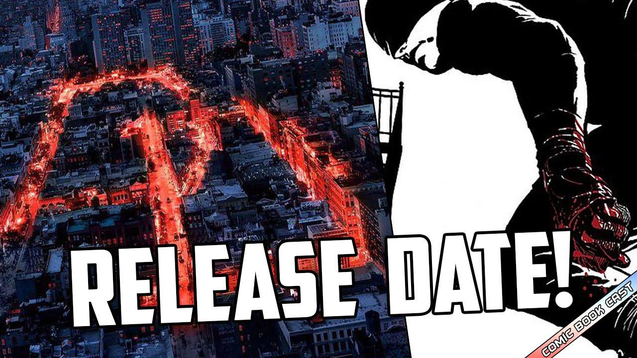 Daredevil 2 Movie Release Date Daredevil Netflix Release Date