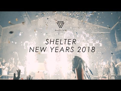 Shelter New Years 2018