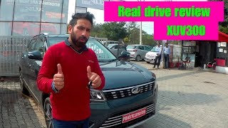 XUV 300 - Real Drive Review - 2019 Mahindra XUV300 – Test Drive Review