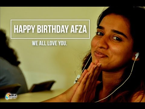 Happy Birthday Afza | Tere Jaisa Yaar Kahan | Rahul Jain | Pehchan Music | Akela Photography