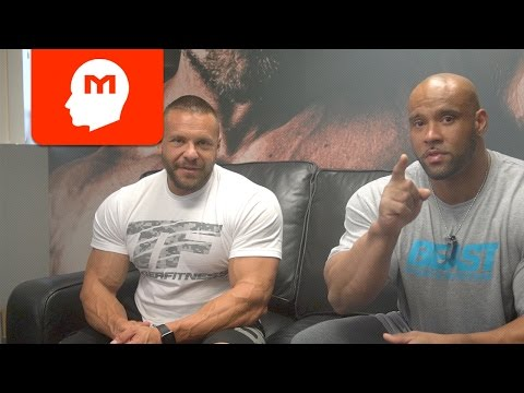 Bulking Like a Pro with IFBB Pro Juan Morel