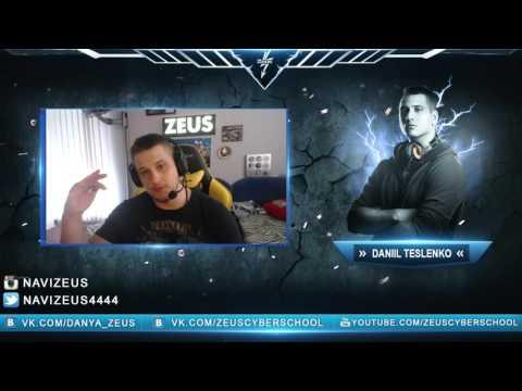 Zeus Video Blog 26.04.2016 NaVi vs mouz (ENG SUBS)