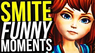 SCYLLA IS NOT BROKEN AT ALL! (Smite Funny Moments)