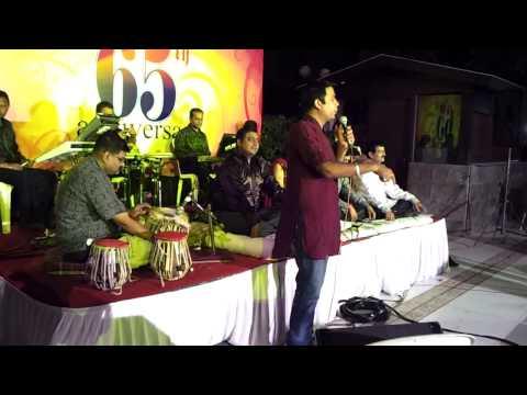 Prashant Rao at WIA club