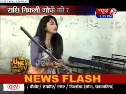 Rashi to get killed in Saath Nibhaana Saathiya