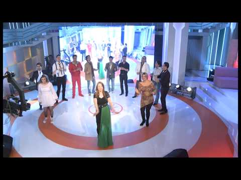 Next Persian Star 2013 Finalists - Panjerehaa video